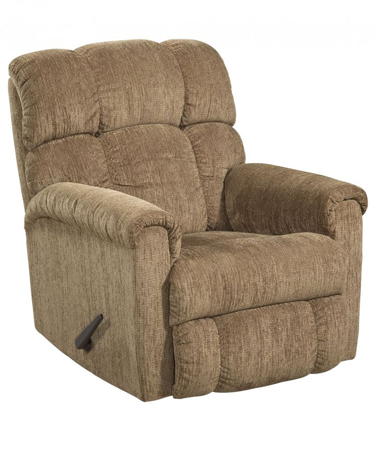 The Toast Rocker Recliner has plush pad-over chaise seating a lower seat height and generous seating area. Let this recliner envelope you in comfort.  sc 1 st  Pinterest & 123 best Recliners images on Pinterest | Recliners Rockers and Plush islam-shia.org