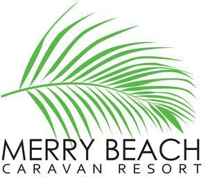 Merry beach Logo