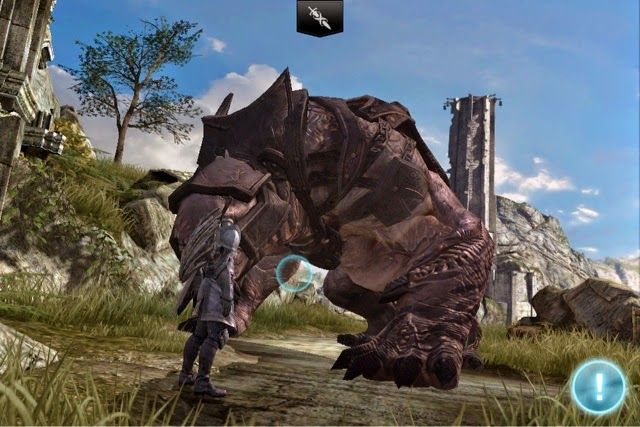 Eternamente Digital: Infinity Blade II App Grátis da semana na App Stor...