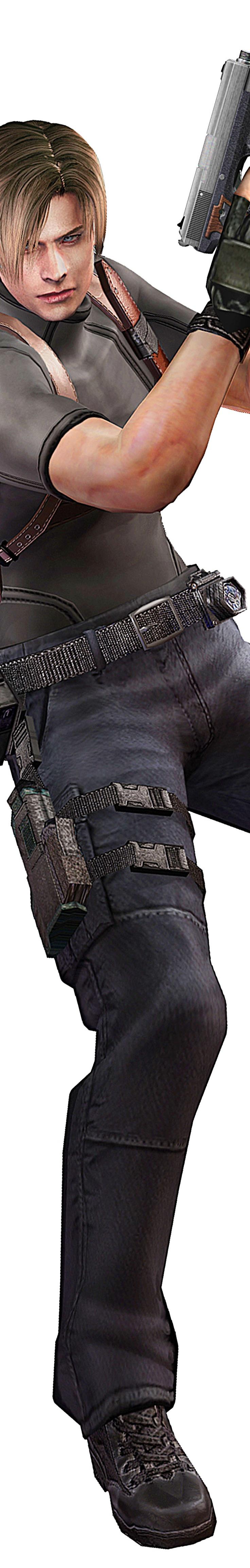 Resident Evil 4 - Leon Scott Kennedy