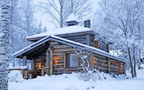 Oltre 25 fantastiche idee su cabine di montagna su for Cabine della foresta lacustre