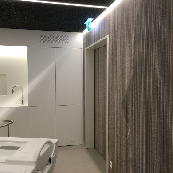 Umbau CT-Raum