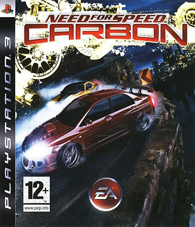PlayStation.3 NeedforSpeed CARBON Games