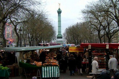 bastille market paris days