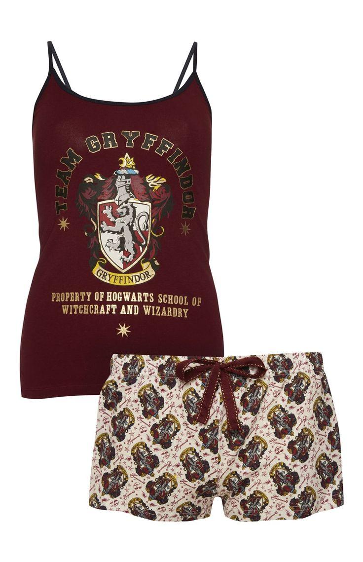 Primark - Pyjamaset met Harry Potter-print