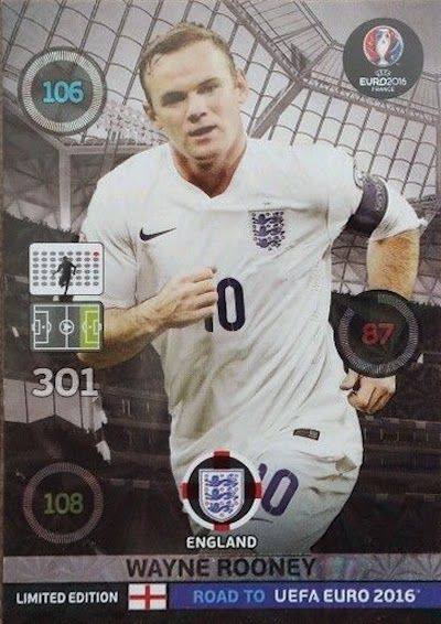 Football Cartophilic Info Exchange: Panini - Adrenalyn XL Road to UEFA Euro 2016 (05) - Limited Editions