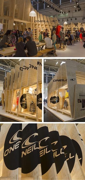 O'Neill at the ISPO 2013 design Ton Vogels  www.hypsos.com