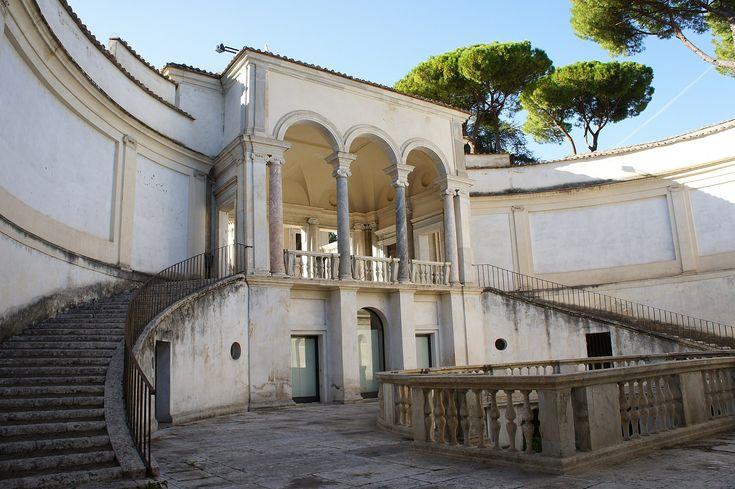 1551-53Villa Giulia (Rome) NymphaeumMannerist architecture - wanddeko für küche