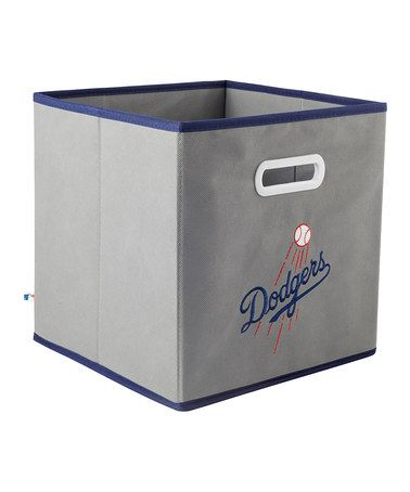 Take a look at this Los Angeles Dodgers Storage Drawer by MyOwnersBox on #zulily today!