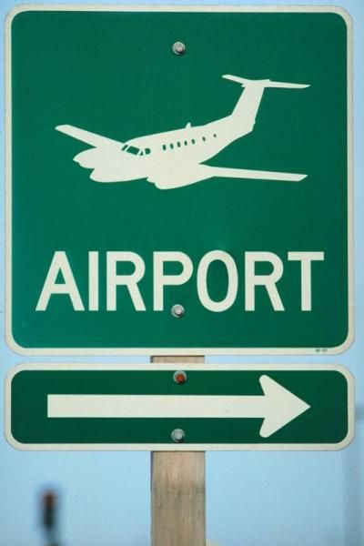 airport signs - Google Search