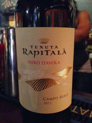 Rapitala Nero D'Avola