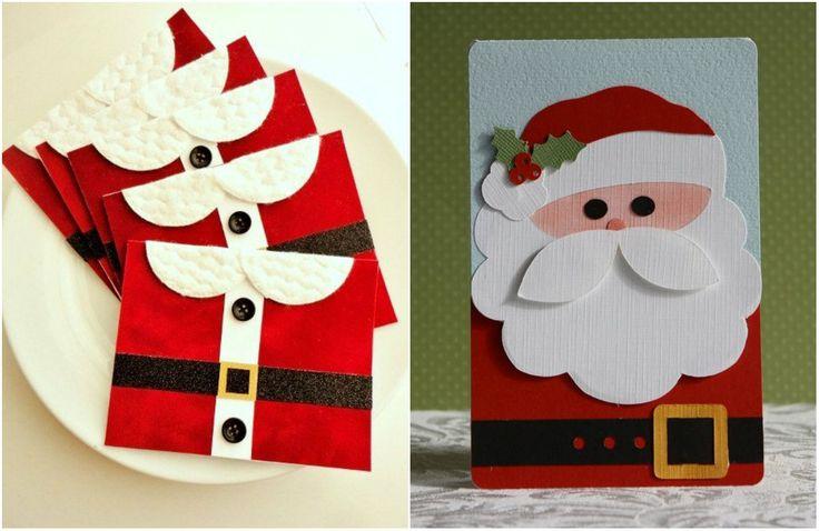 Если вы уже украсили квартиру к Новому году 2016, а желание творить еще осталось, редакция ХОЧУ.ua покажет, как сделать новогоднюю открытку своими руками.