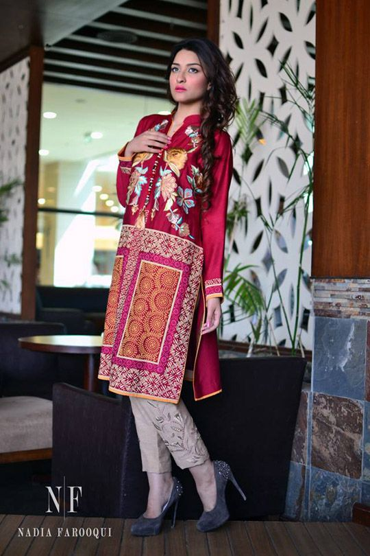 Eid is just two weeks away which means Nadia Farooqui's latest seasonal pret collection exhibition is just around the corner! The exhibition will be held at Nadia's flagship store on 24…