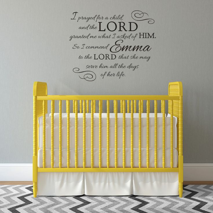 Prayed For A Child Quote