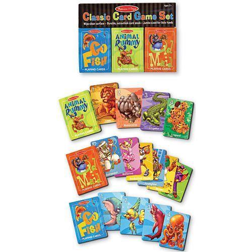 Melissa & Doug: Classic Card Game Set