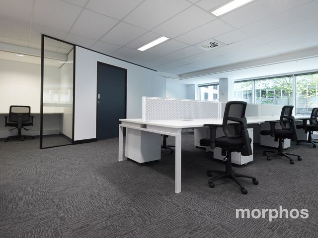 Charter Hall Spec Tenancy by Morphos | Office Fitout | Commerical Interior Design