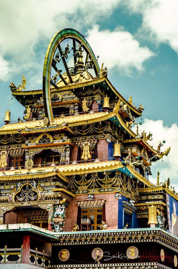 Templo De oro, Mysore, India