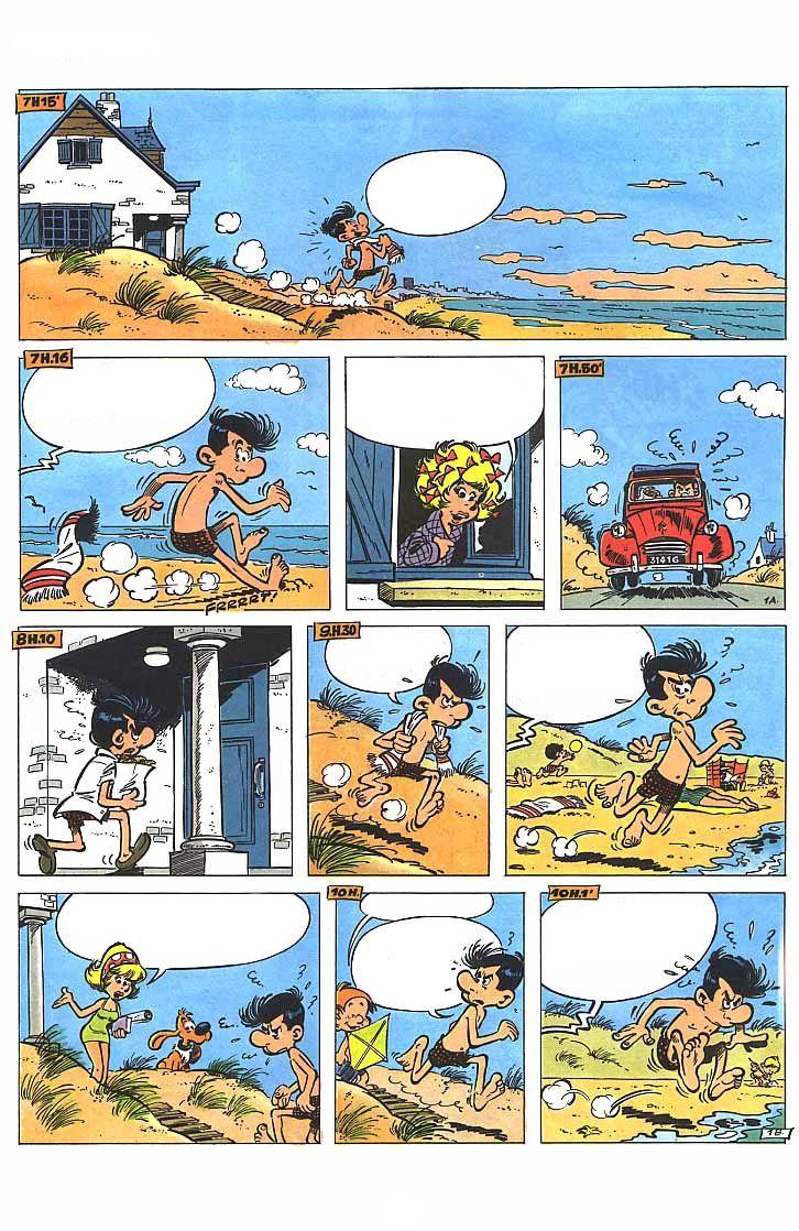 Stripverhaal schrijven