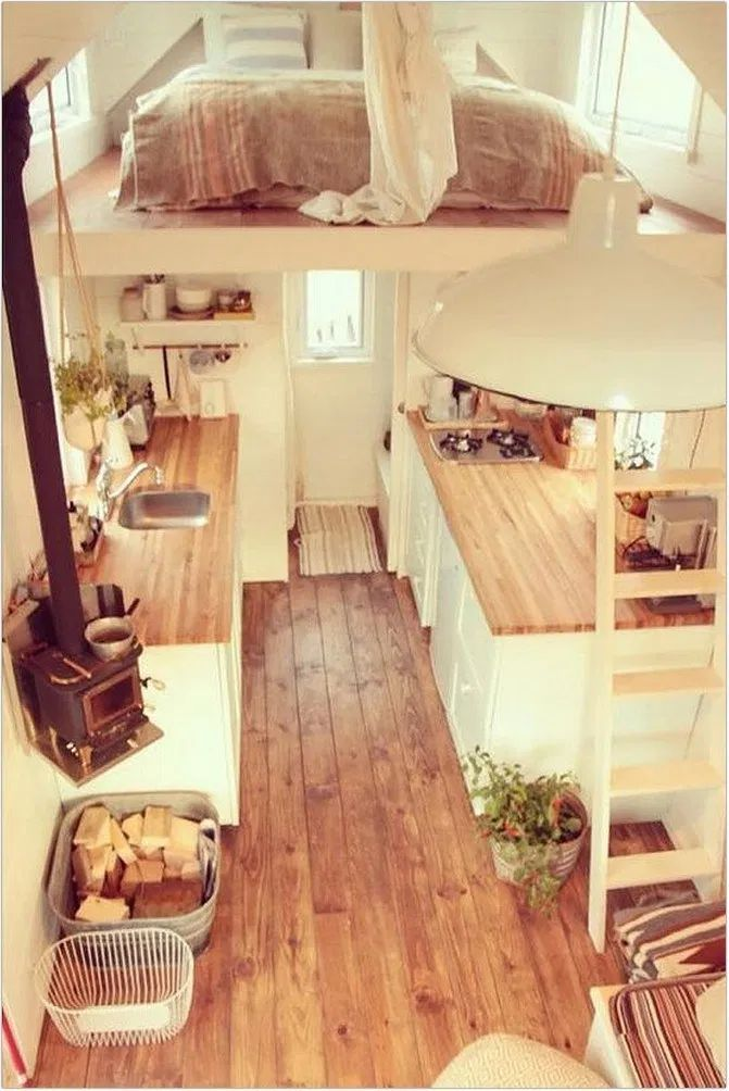 20 A Very Cool And Amazing Special Design From Tiny House Decor For Creative De Tiny House Interior Tiny House Decor Tiny House Design