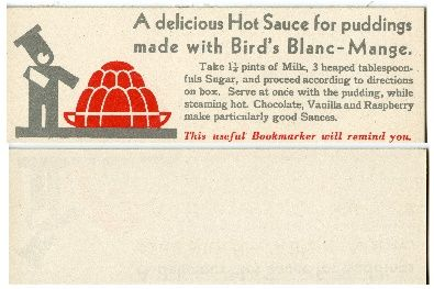 Bird's Blanc-Mange
