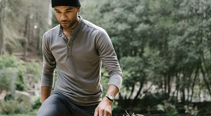THE 15 BEST HENLEY SHIRTS FOR MEN