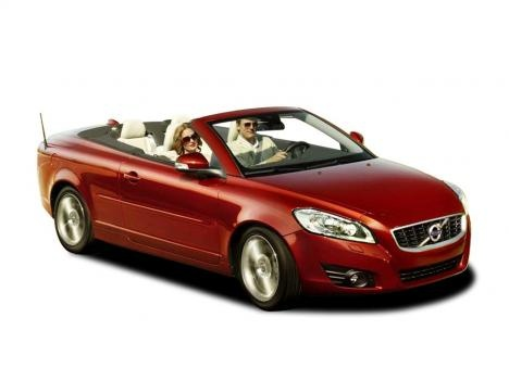 The Volvo C70 Diesel Coupe Convertible #carleasing deal | One of the many cars and vans available to lease from www.carlease.uk.com
