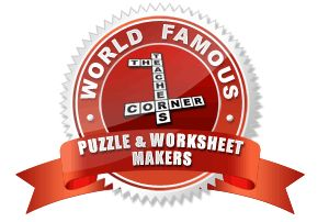 Free Printable Worksheets.  A large collection of make-your-own worksheets and puzzle makers.