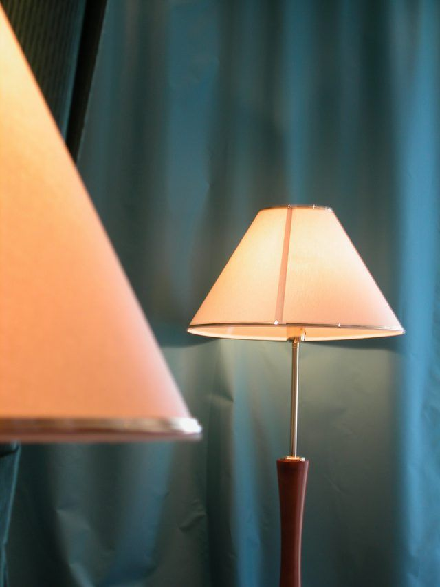How To Rewire A Bridge Arm Floor Lamp Hunker Vintage Floor Lamp Lamp Floor Lamp