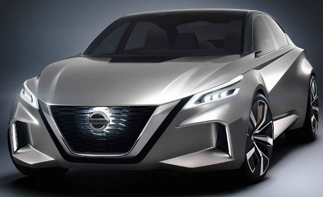 2019 Nissan Altima Redesign | Nissan Auto Cars