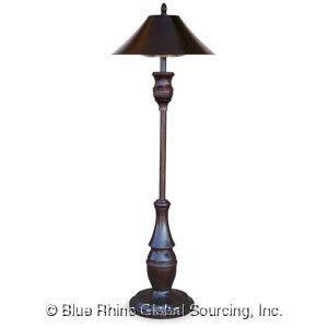 electric floor lamp patio heater