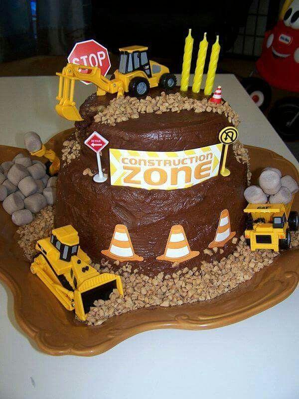 Great #construction cake #civilengineering