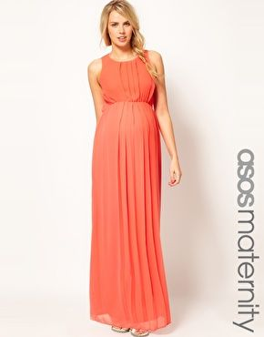 Enlarge ASOS Maternity Maxi Dress