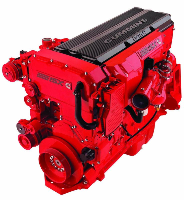 EL RENDIMIENTO DE LOS MOTORES CUMMINS ISX http://www.eltraileromagazine.com/es/el-rendimiento-de-los-motores-cummins-isx/