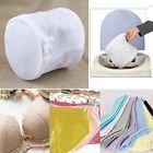 16x15cm Underwear Clothes Aid Bra Socks Laundry Washing Machine Net Mesh Bag NEW