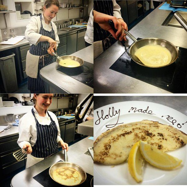 Holly Shellard (@HollyAmeliaLara) - it's Pancake Day