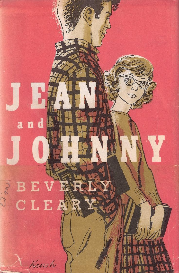 best images about illustrated book covers george click here to jean and johnny by beverly cleary my r ce and favorite