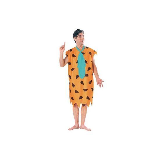 Fred Flintstone tuniek en stropdas