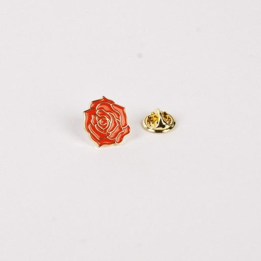June Birth Flower - Rose Pin