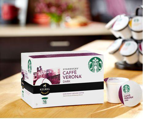 Starbucks Coupon Code - Buy 1 Box of K-Cups Get 1 FREE = Get Starbucks K-Cups for as low as 41¢/K-Cup + free shipping!! Over half off the regular price!