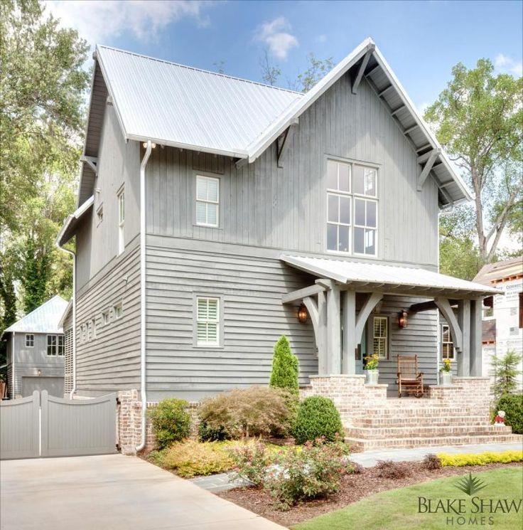 Best Smallhouse Plans: Rustic Atlanta Farmhouse
