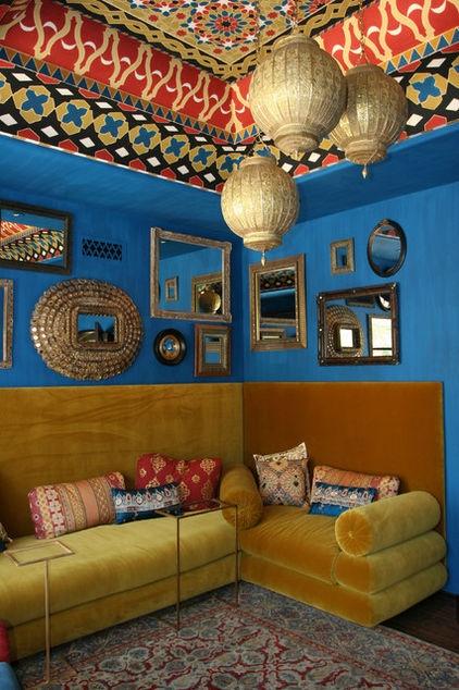 Mediterranean Living Room By Carson Poetzl, Inc.