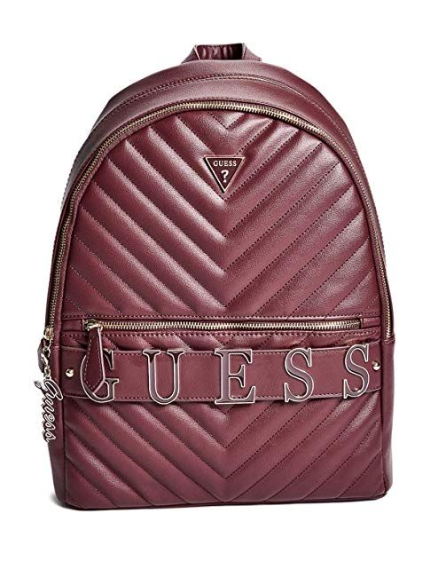 9eb32acef9fd GUESS Factory Women s Celesta Slim Backpack Review