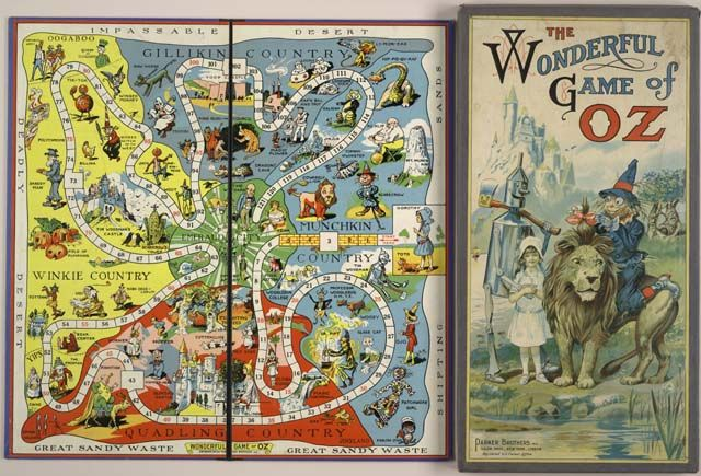 To Own the Wizard - The Wizard of Oz: An American Fairy Tale | Exhibitions - Library of Congress