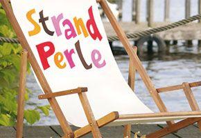 Strandstoelen, kussens, tafellakens, fleur je huis en tuin op met fleurige ontwerpjes
