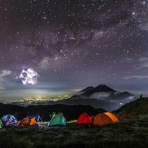 Prau Mountain, Wonosobo Central Java