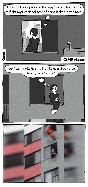 10+ Lolnein Comics That I Created To Make People Laugh