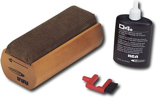 RCA - Discwasher Vinyl Record Care System