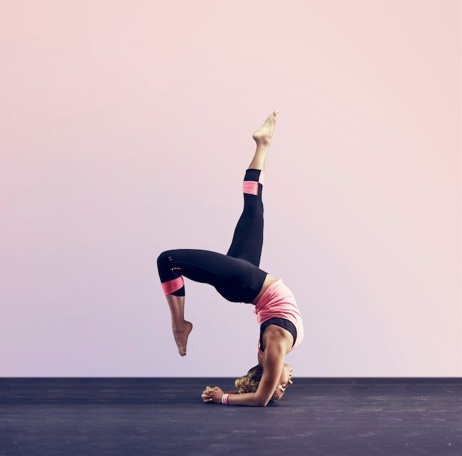 forearm stand #yoga