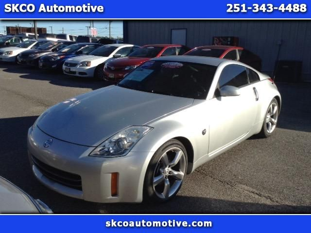 Used 2007 Nissan 350Z Base for Sale in Mobile AL 36608 SKCO Automotive