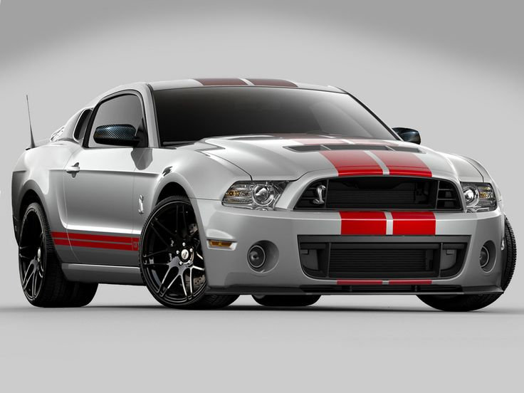2014 GT500 Coupe - Wheel 0ptions